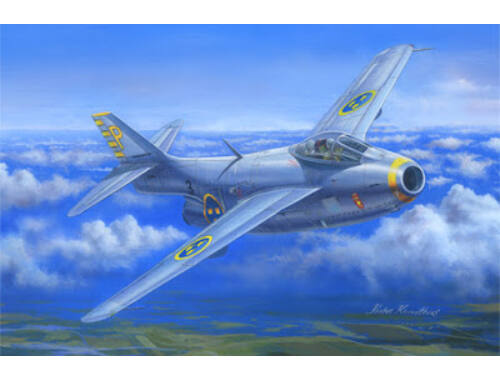 Hobby Boss J 29B Flying Barrel 1:48 (81746)