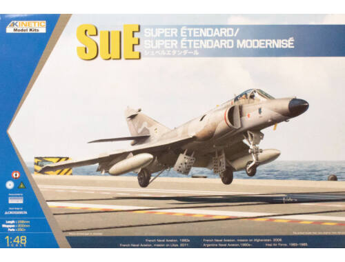 Kinetic Super Étendard 1:48 (48061)