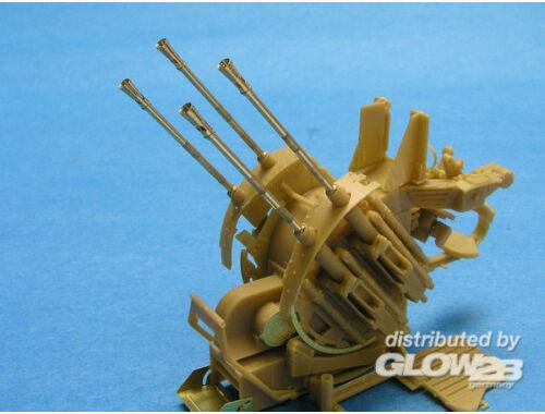 Lion Marc Barrel Set for 2cm Flakvierling 38(4 pcs 1:35 (10042)