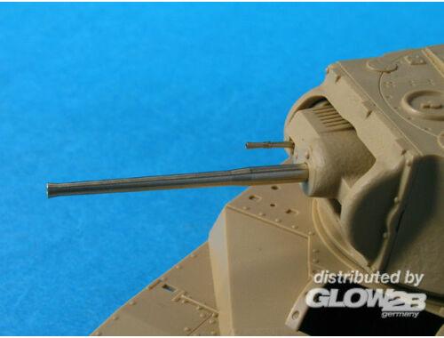 Lion Marc 2 Pounder Early Barrel w/BESA Barrel(for Matilda-Tamiya 35300) 1:35 (50005)