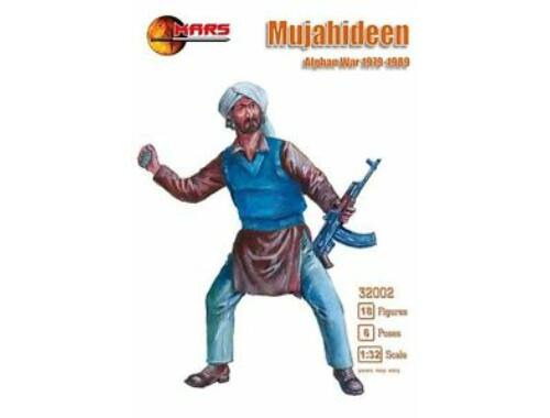 Mars Mujahideen, Afghan War 1979-1989 1:32 (32002)