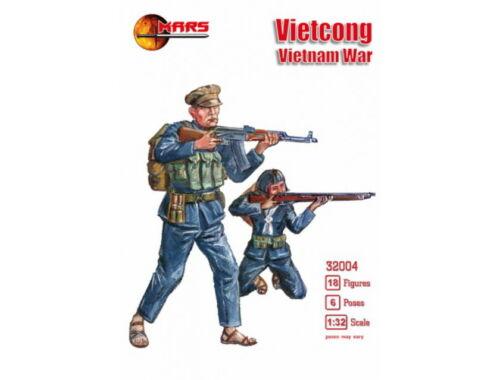 Mars Vietcong, Vietnam War 1:32 (32004)