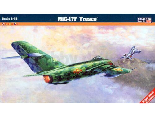 Mistercraft Mig-17F Fresco 1:48 (F-02)