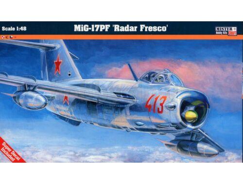 Mistercraft Mig-17PF Radar Fresco 1:48 (F-03)