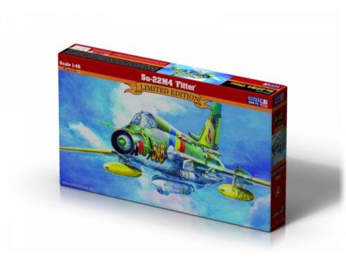 Mistercraft Su-22m4R Fitter k 1:48 (G-12)