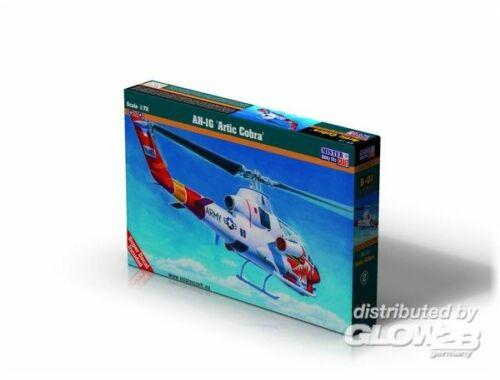 Mistercraft AH-1G Artic Cobra 1:72 (B-01)