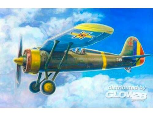 Mistercraft P-11C Romanian Air Force 1:72 (B-09)