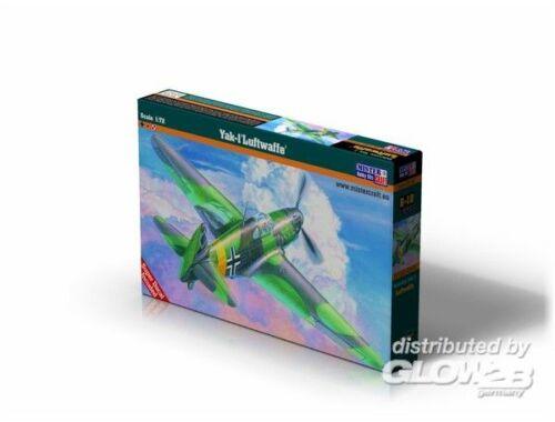 Mistercraft Yak-1 Luftwaffe 1:72 (B-18)