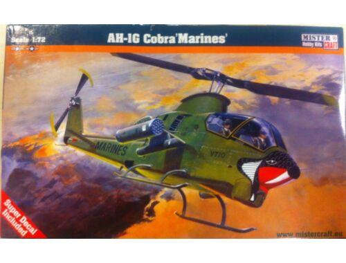 Mistercraft AH-1G Marines 1:72 (B-34)