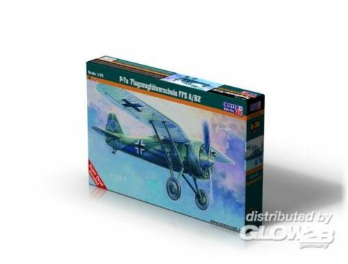 Mistercraft PZL P-7 Fahrfuhrerschule 1:72 (B-36)