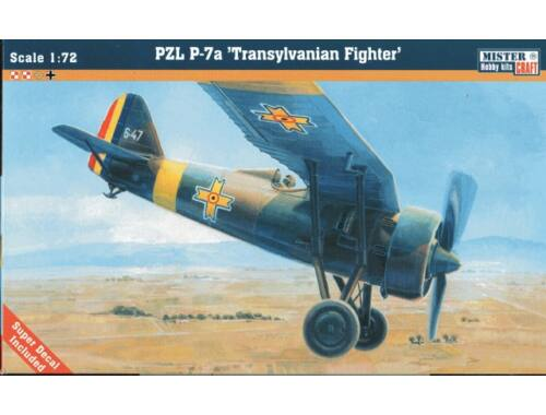 Mistercraft PZL P-7 Transylanian Fighter 1:72 (B-37)