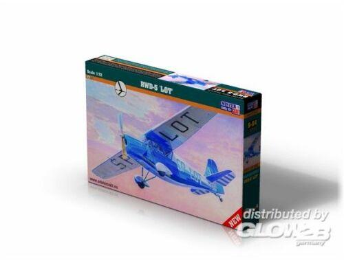 Mistercraft RWD-5 Lot 1:72 (B-84)