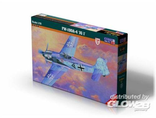 Mistercraft Fw-190A-4 1:72 (C-01)