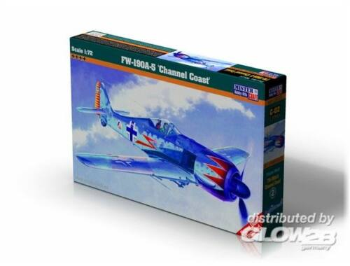 Mistercraft Fw-190A-5 Channel Coast 1:72 (C-02)