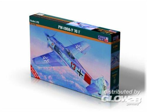 Mistercraft Fw-190A-7 JG-1 1:72 (C-04)