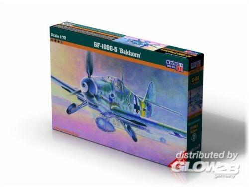 Mistercraft BF-109G-5 Bakhorn 1:72 (C-107)