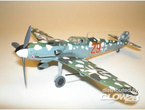 Mistercraft BF-109G-5R6 Roten Jager 1:72 (C-108)
