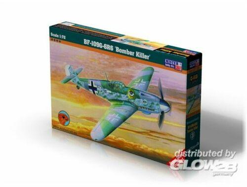 Mistercraft BF-109G6R6 Bomber Killer 1:72 (C-113)