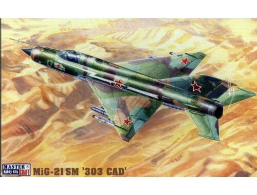 Mistercraft MiG-21SM 303 GIAD 1:72 (C-14)