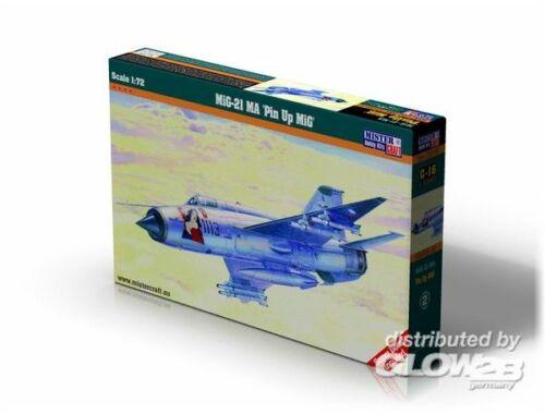 Mistercraft MiG-21MF Tomcat Killer 1:72 (C-16)