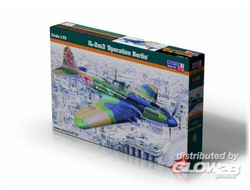 Mistercraft IL-2m3 Operation Berlin 1:72 (C-28)