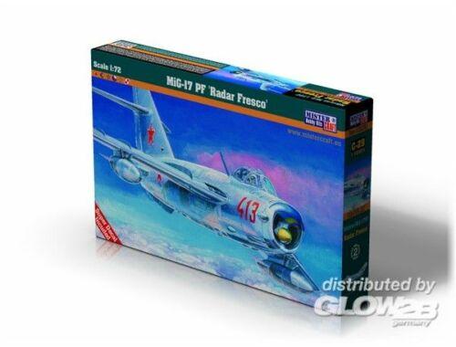 Mistercraft MiG-17 PF Radar Fresco 1:72 (C-29)