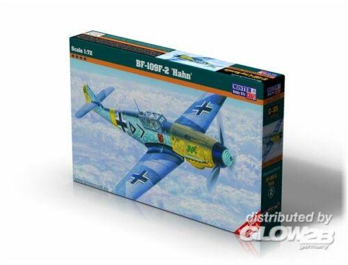 "Mistercraft BF-109F-4""Hahn"" 1:72 (C-35)"