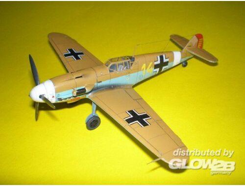 "Mistercraft BF-109F-4/trop ""Marseille"" 1:72 (C-40)"