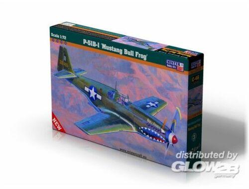 Mistercraft P-51 B-1 BullFrog I 1:72 (C-46)
