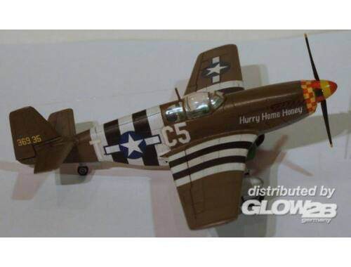 Mistercraft P-51 B-5 Hurry Home Honey 1:72 (C-49)