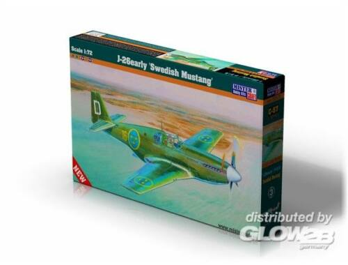 Mistercraft J-26 Early 1:72 (C-57)