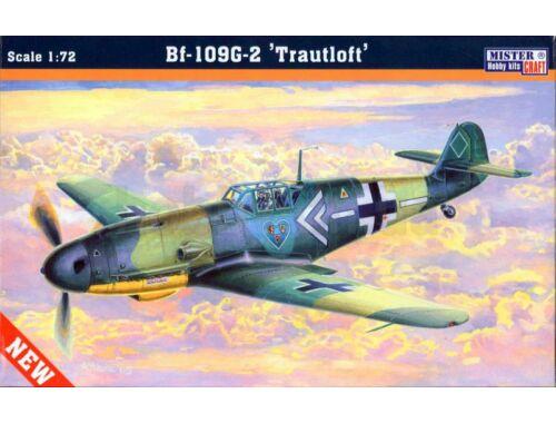 Mistercraft BF-109G-2 Gotz 1:72 (C-69)