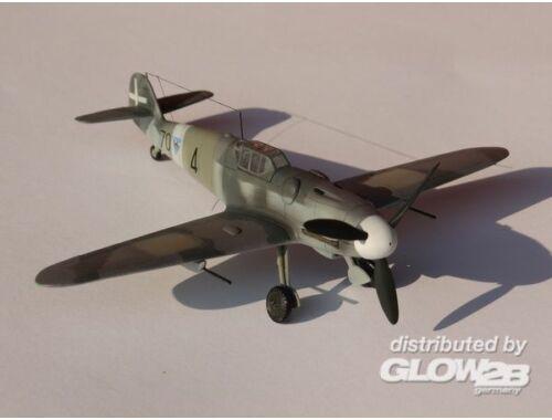 Mistercraft BF-109G-2 Ilmavoimat 1:72 (C-76)