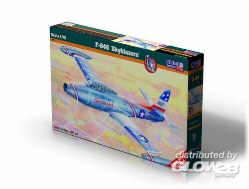 Mistercraft F-84G Skyblazers 1:72 (C-89)