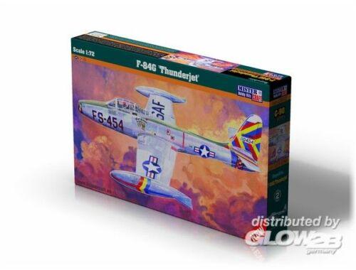 Mistercraft F-84G Thunderjet 1:72 (C-90)