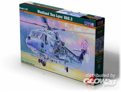 Mistercraft Westland Super Lynx HMA. 1:72 (D-02)