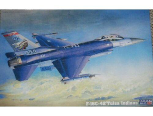 Mistercraft F-16C-42 Tulsa Indiains 1:72 (D-105)
