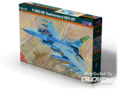 Mistercraft F-16CJ-50 79th Anniv.1918-97 1:72 (D-106)