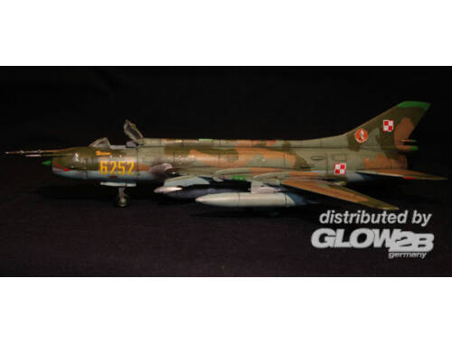 Mistercraft SU-20R Last Flight 1:72 (D-13)