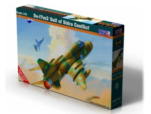 Mistercraft Su-17M3 Gulf of Sidra Conflict 1:72 (D-14)