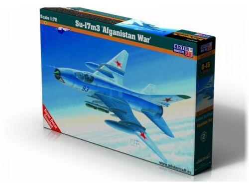 Mistercraft Su-17M3 Afganistan War 1:72 (D-15)