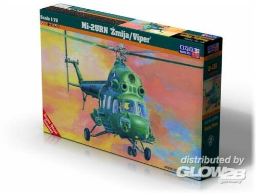 Mistercraft Mi-2 Zmija/Snake 1:72 (D-151)