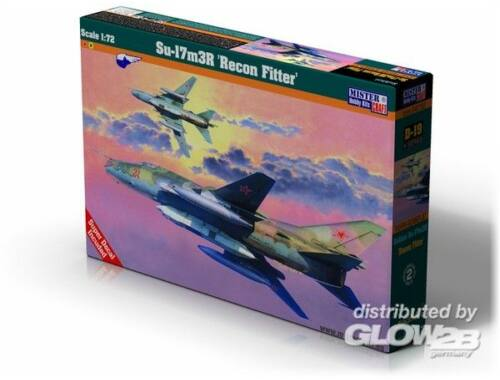 Mistercraft Su-17M3R Recon Fitter 1:72 (D-19)