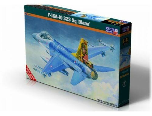 Mistercraft F-16A-10 323 Sq. Diana 1:72 (D-21)