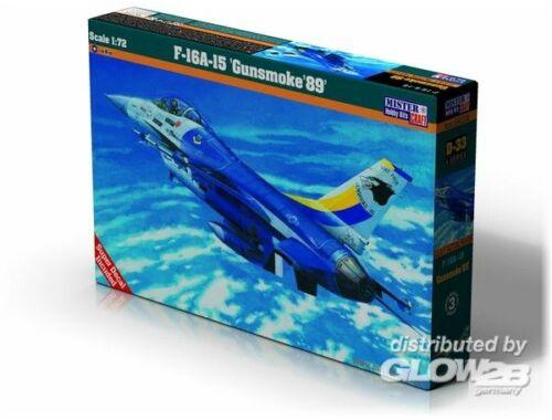 Mistercraft F-16A-15 Gunsmeke'85 1:72 (D-33)
