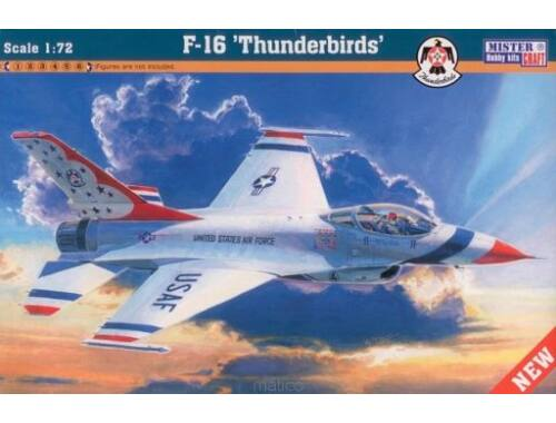 Mistercraft F-16A Thunderbirds 1:72 (D-35)