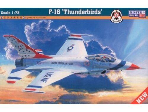 Mistercraft F-16A Thunderbirds 1:72 (D-35)