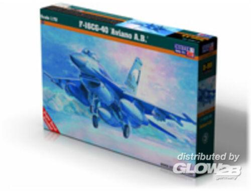 Mistercraft F-16C-40 Aviano A.B. 1:72 (D-90)