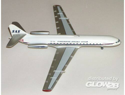 Mistercraft Se-210 United Airlines 1:144 (D-27)