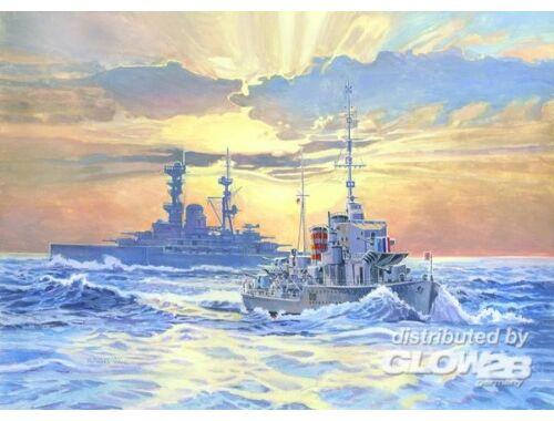 Mistercraft HMS Ivanhoe 1:500 (S-99)